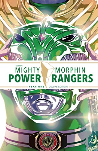 Mighty Morphin Power Rangers Year One: Deluxe (Volume 1)