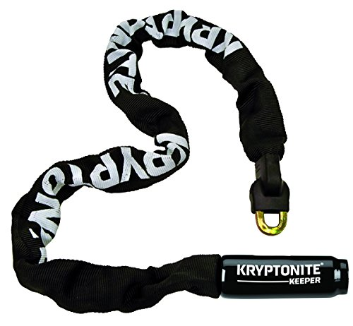 Best Chain Lock: Kryptonite Keeper 785 Integrated Bicycle Lock Chain Bike Lock