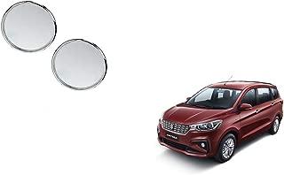 Autoladders Chrome Blind Spot Mirror Set of 2 for Maruti Suzuki Ertiga