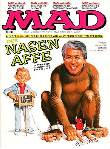 Deutsches MAD. Das vernünftigste Magazin der Welt. Nr. 241