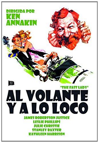 Al Volante Y A Lo Loco [DVD]