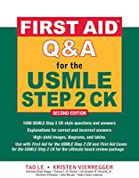 First Aid Q & A for the USMLE Step 2 CK (First Aid USMLE)