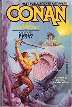 Conan The Indomitable (Conan) - Book  of the Conan the Barbarian