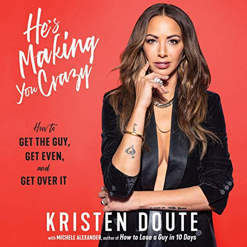 He's Making You Crazy audiobook cover art