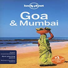 Lonely Planet Goa & Mumbai (Travel Guide)