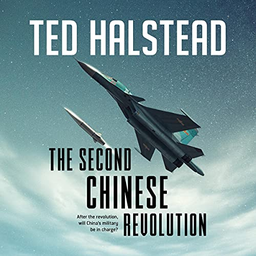 The Second Chinese Revolution cover art