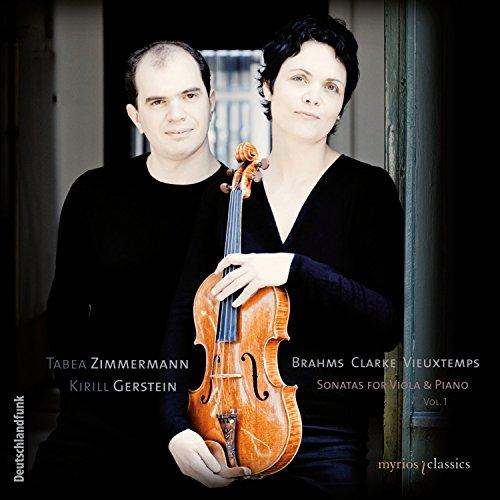 Sonatas for Viola & Piano, Vol. 1