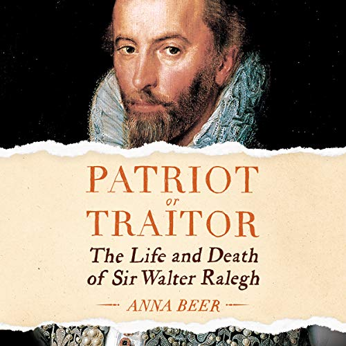Patriot or Traitor audiobook cover art