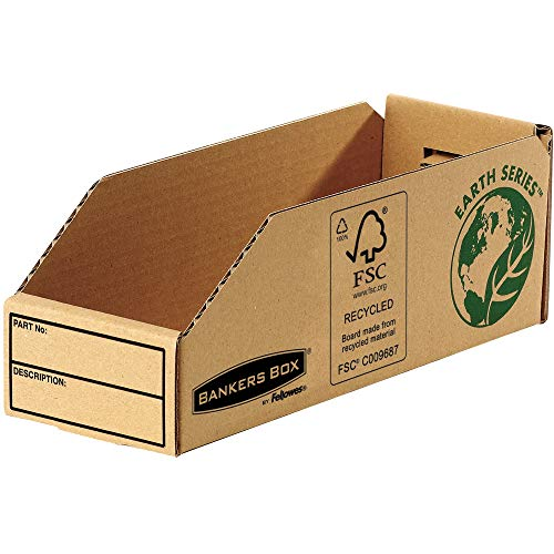 Bankers Box Earth Series Parts Bin, 98 mm - Pack of 50