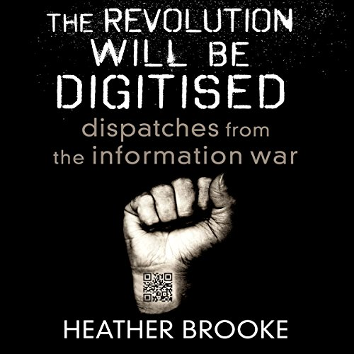 The Revolution Will Be Digitised audiobook cover art
