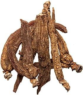 Organic Red Ginseng Root | You Ji Hong Ren Shen Chinese Herb | #1 Best Quality Organic Red Ginseng Root Herb | Panax Ginseng | Medicinal Grade Chinese Herb 1 Oz. - Plum Dragon Herbs