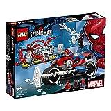 LEGO Rescate en Moto de Spider-Man