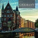 Germany 7 x 7 Mini Wall Calendar 2021: 16 Month Calendar