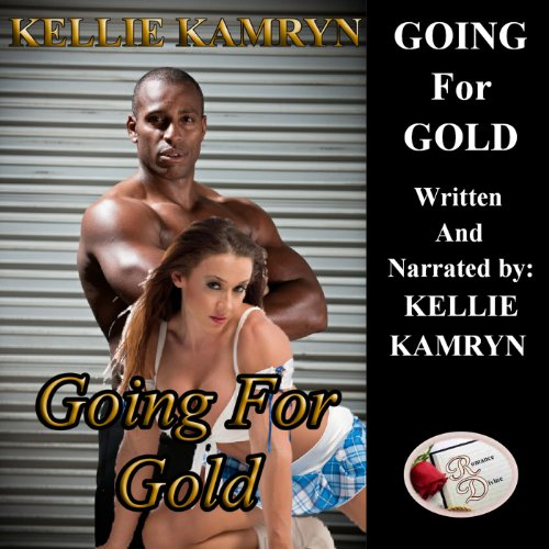 Going for Gold audiobook cover art