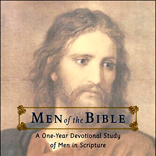 Men of the Bible audiobook cover art