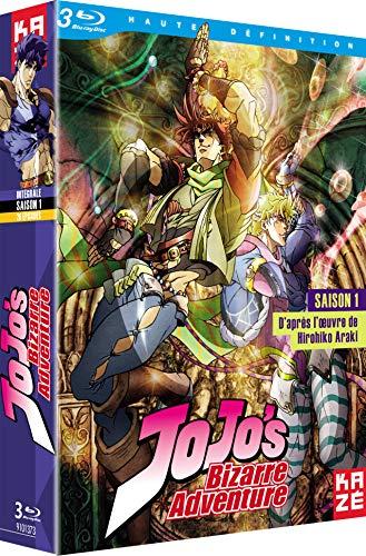 JoJo's Bizarre Adventure-Saison 1 [Blu-Ray]