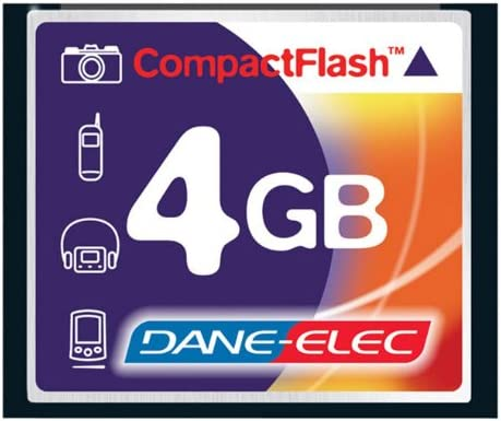 Nikon D70 Digital Camera Memory Card 4GB CompactFlash Memory Card
