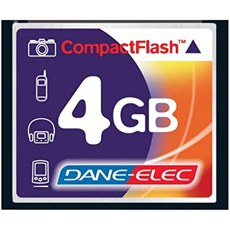 Minolta DiMage 7 Digital Camera Memory Card 4GB CompactFlash Memory Card