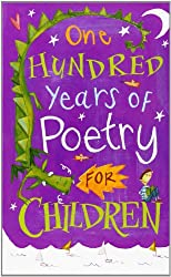 One Hundred Years of Poetry for Children book cover