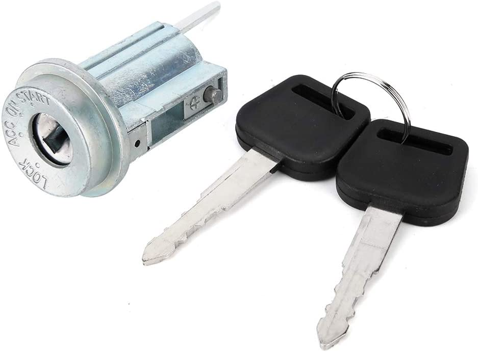 Yctze Ignition Lock Cylinder F Free shipping Super special price Switch Keys Fits