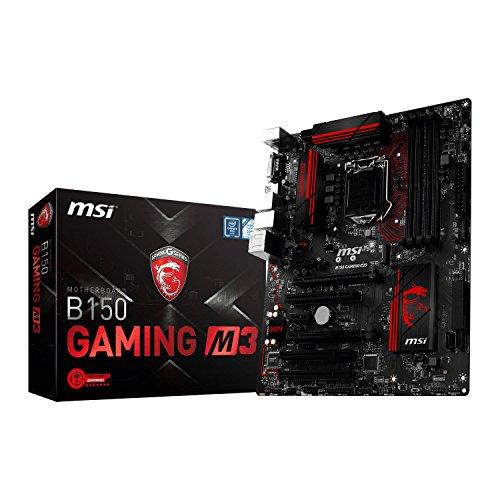 MSI 7978-014R Gaming M3 Intel B150 S1151 Retail