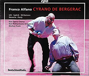 Alfano: Cyrano de Bergerac (Live)