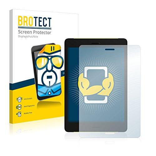 BROTECT Schutzfolie kompatibel mit Pocketbook Surfpad 4 M (2 Stück) klare Bildschirmschutz-Folie
