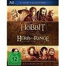 Der Hobbit und Der Herr Der Ringe: Mittelerde Collection [Blu-ray]