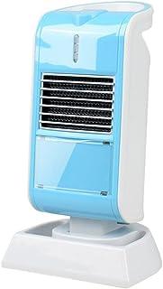 Calefactor Mini Aire Acondicionado Calentador Interior Escritorio Calentador De Aire Caliente Calentador De Seguridad para Estudiantes, 3