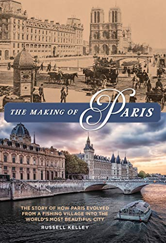 The Making of Paris (English Edition)