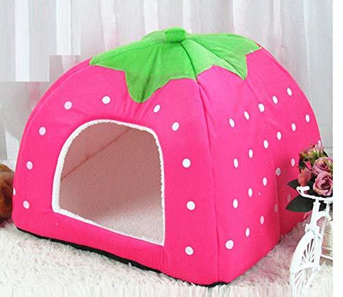 Warm hondenhok comfortabele print sterren kennel kussen voor puppy's van hoge kwaliteit opvouwbaar kattenbed