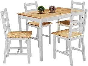 Amazon.es: mesas y sillas de cocina de madera