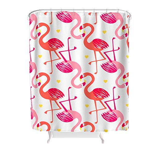 Vrnceit wasbaar meerdere maten Home Universal met haak voor douche decoratie polyester