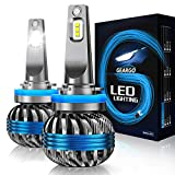 GEARGO H11/H9/H8 LED Headlight Bulb, 10000 LM Low...