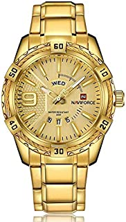 Naviforce 9117-Gold