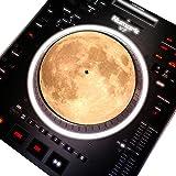 Moon DJ Turntable 7 Inch Slipmat