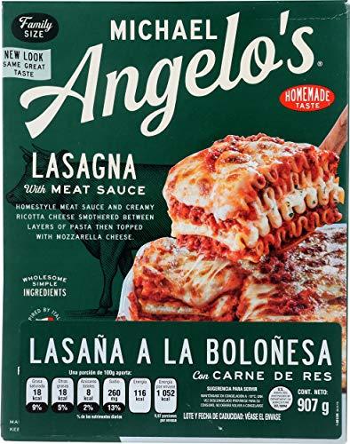 Michael Angelos, Lasagna Meat Sauce, 32 Ounce