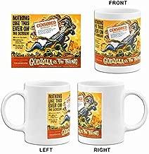 Godzilla vs the Thing - 1964 - Movie Poster Mug