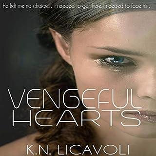Vengeful Hearts cover art