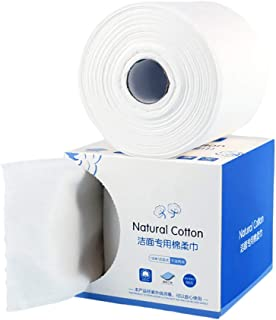 Disposable face Towel Disposable Cleansing Towel Manicure Remover Cotton roll Paper Cleaning Towel 18M