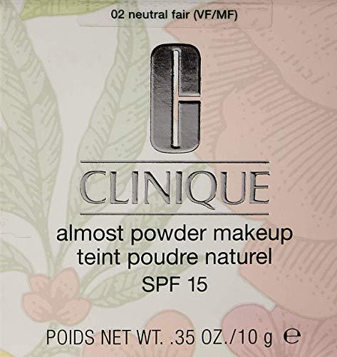 Clinique Almost Powder Makeup SPF 18 02 Neutral Fair 10g/.35 oz