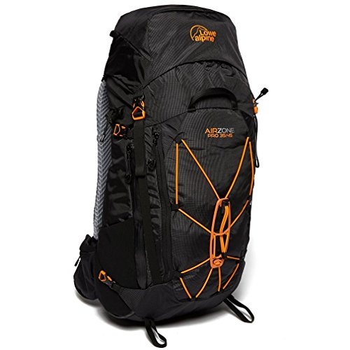 LOWE ALPINE AIRZONE PRO 35:45 BACKPACK (BLACK)