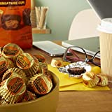 REESE'S Peanut Butter Cup Miniatures, Candy for Stocking Stuffers and Holiday Treats, Party Bag, 2 Pounds