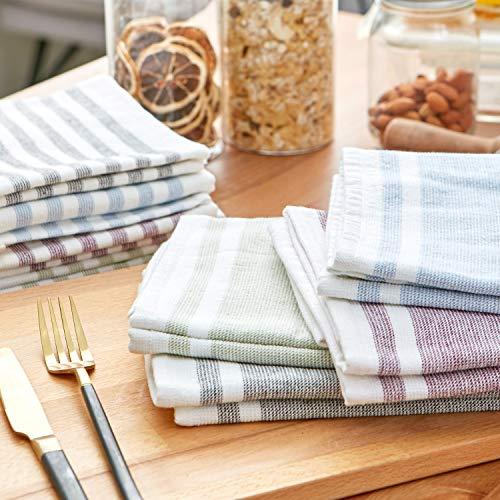 LUX Organic Cotton Tea Towels