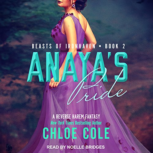 Anaya's Pride audiobook cover art