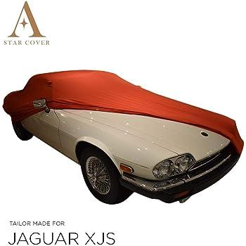 Int/érieur//ext/érieur de Housse de Protection Auto pour Jaguar XK8 Convertible 1996-2006