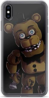 iPhone XR Pure Clear Case Cases Cover FNAF 2 Withered Freddy Fazbear