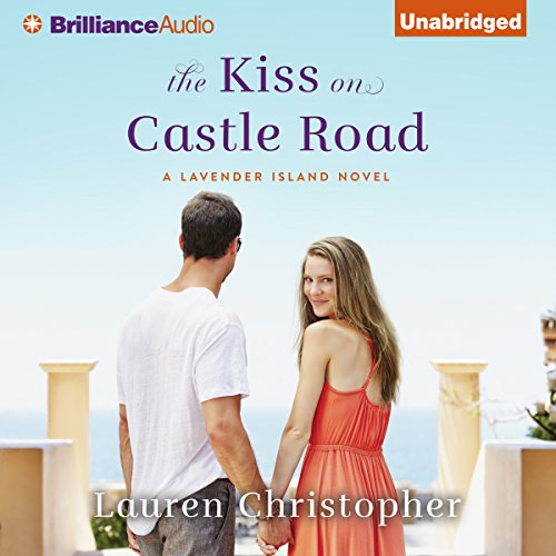 The Kiss on Castle Road audiobook cover art