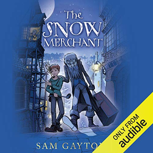 The Snow Merchant                   By:                                                                                                                                 Samuel Gayton                               Narrated by:                                                                                                                                 Simon Shepherd                      Length: 5 hrs and 31 mins     4 ratings     Overall 4.5