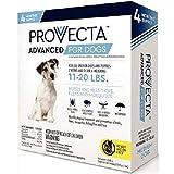 Provecta 4 Doses Advanced for Dogs, Medium/11-20 lb